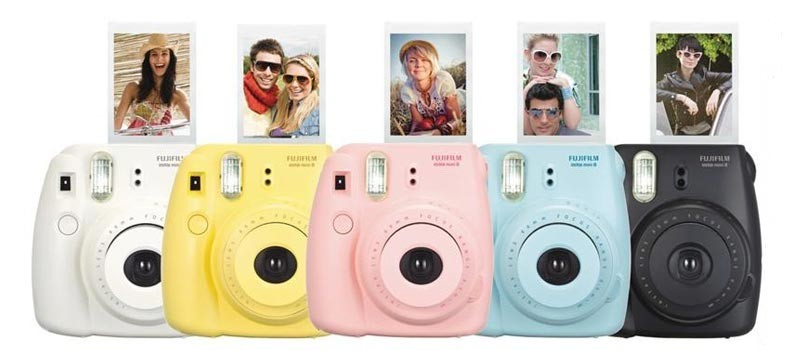 Polaroid camera hire header